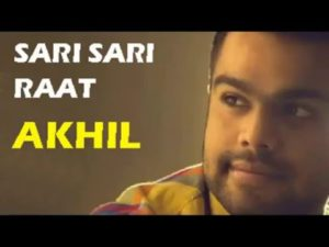 SAARI SAARI RAAT -Vaapsi-Lyrics-Video Song