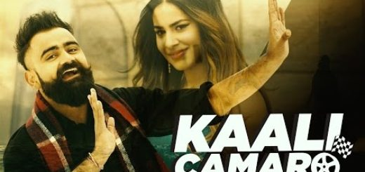 KAALI CAMARO LYRICS – Amrit Maan's Latest Punjabi Song