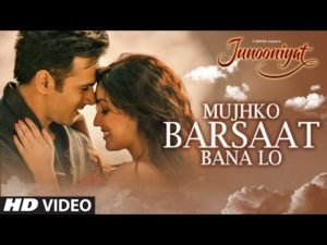 Mujhko Barsaat Bana Lo Lyrics – Junooniyat Song by Armaan Malik