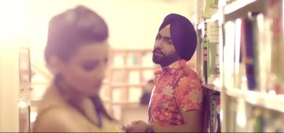 THIS THAT LYRICS – Ammy Virk Dil Wali Gal video song